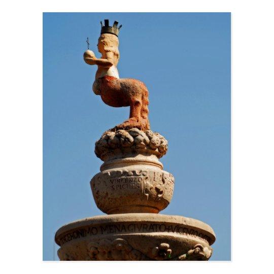 Taormina 1 postcard