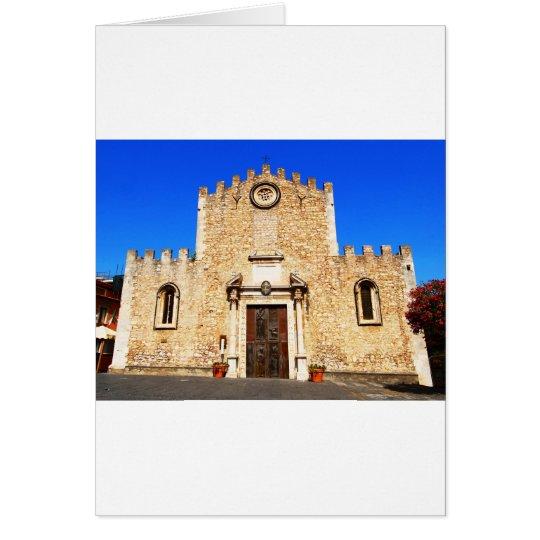Taormina 3 card