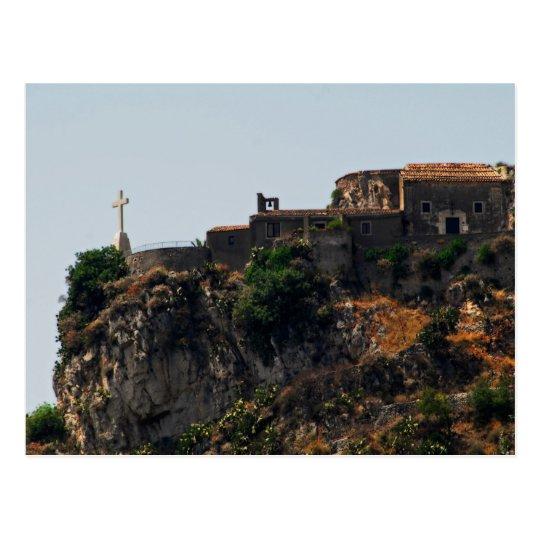 Taormina 8 postcard