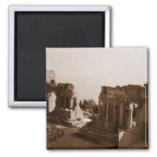 Taormina Imán Cuadrado