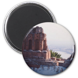 Taormina Imán Redondo 5 Cm