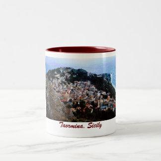 Taormina, taza de Sicilia