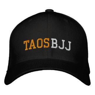 TAOS BJJ EMBROIDERED BASEBALL CAP