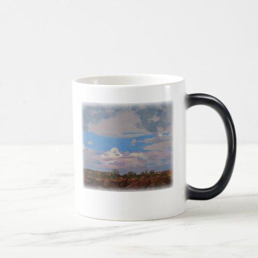 Taos Canyon Coffee Mugs