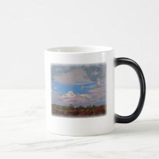 Taos Canyon 11 Oz Magic Heat Color-Changing Coffee Mug