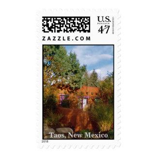 Taos Casita postage