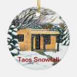 Taos, nevadas de New México