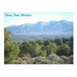 Taos, New México Tarjetas Postales
