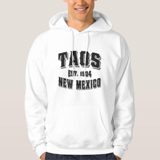 Taos Old Style Black Hoodie
