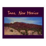 Taos Postcards