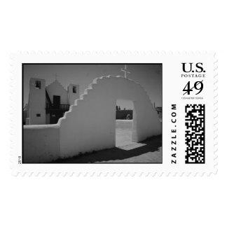 Taos Pueblo 1987 Stamp