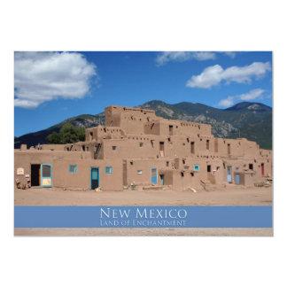 Taos Pueblo, New Mexico Card