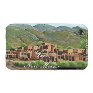 Taos Pueblo, New Mexico iPhone 3 Case-Mate Cases