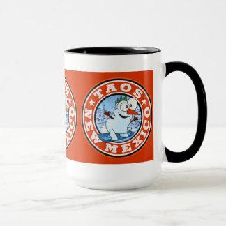 Taos Snowman Circle Mug