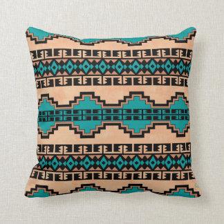 Taos Spring Throw Pillow