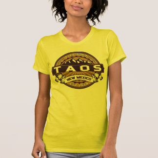 Taos Tan Logo T-Shirt