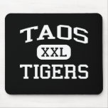 Taos - Tigers - Junior - Taos New Mexico Mouse Pad