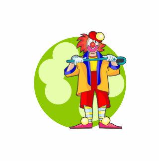 Tap Clown Photo Cut Out