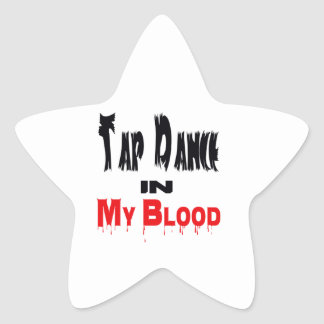 Tap Dance In My Blood Stickers