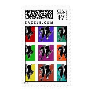 Tap Dance Stamp