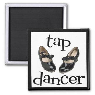 Tap Dancer Magnet