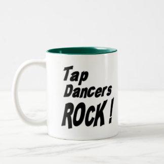 Tap Dancers Rock! Mug