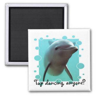 Tap dancing, anyone? refrigerator magnet