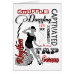 TAP Dancing Card