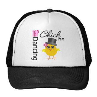 Tap Dancing Chick 2 Trucker Hat