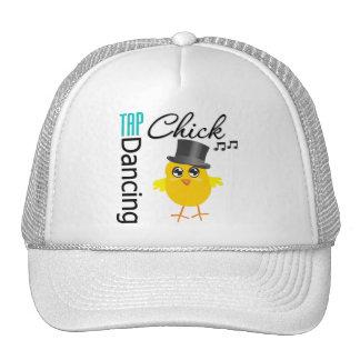 Tap Dancing Chick 4 Trucker Hat