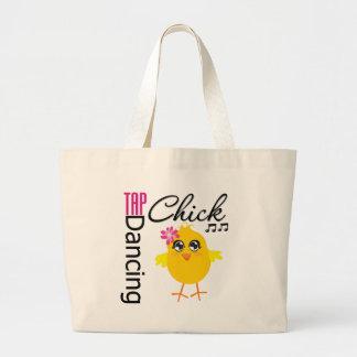 Tap Dancing Chick Bags
