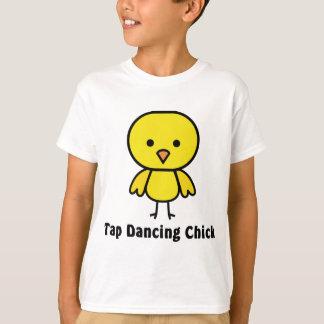Tap Dancing Chick T-Shirt