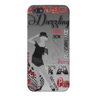 TAP Dancing Cover For iPhone SE/5/5s