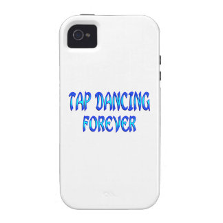 Tap Dancing Forever iPhone 4 Cases