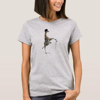 Tap Dancing Giraffe T-Shirt