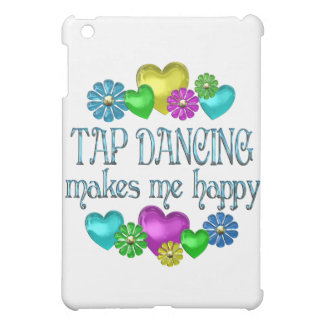 Tap Dancing Happiness Cover For The iPad Mini