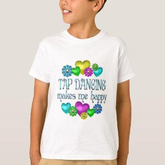 Tap Dancing Happiness T-Shirt