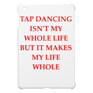 TAP DANCING COVER FOR THE iPad MINI