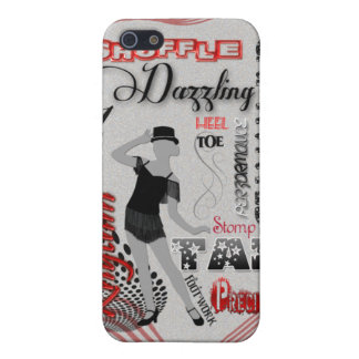 TAP Dancing iPhone SE/5/5s Cover