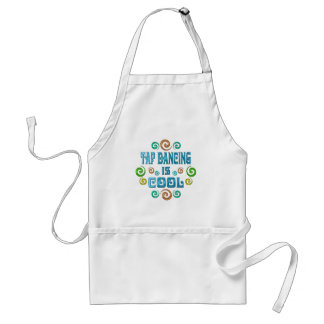 Tap Dancing is Cool Adult Apron