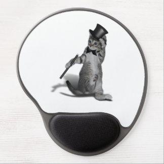 Tap Dancing Kitten Gel Mouse Pad