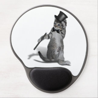 Tap Dancing Kitten Gel Mouse Mats