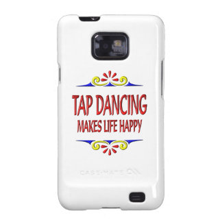 Tap Dancing Makes Life Happy Galaxy SII Covers