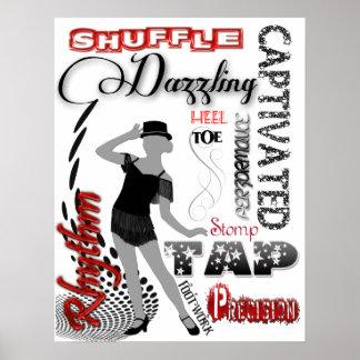 TAP Dancing Poster