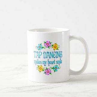 Tap Dancing Smiles Coffee Mug