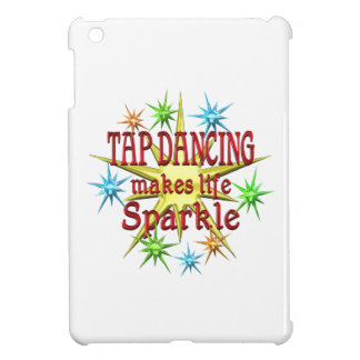 Tap Dancing Sparkles Case For The iPad Mini