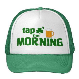 Tap O' The Morning Irish St. Patrick's Day Hat