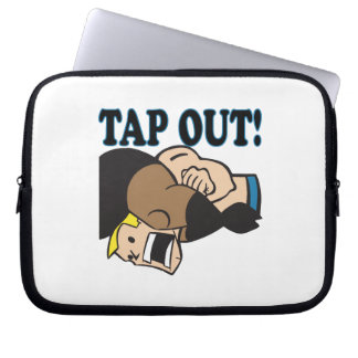 Tap Out Laptop Computer Sleeve