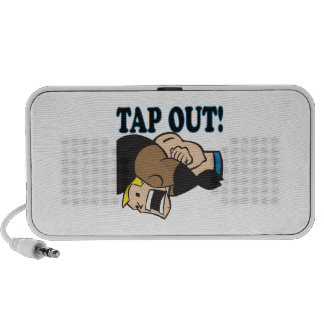 Tap Out Mp3 Speakers