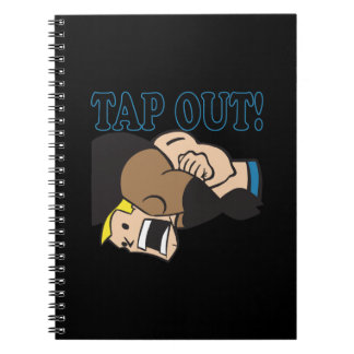Tap Out Notebooks